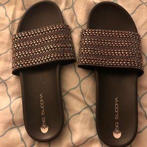 Shoes - Big Buddah slides